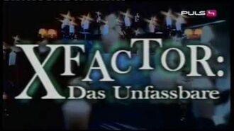 X-Factor- Das Unfassbare Intro Staffel 2 (HQ)