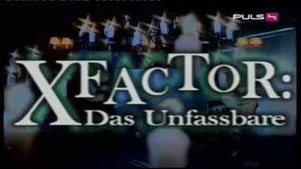 X-Factor- Das Unfassbare Intro Staffel 1 (HQ)
