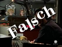 Die Talkshow (Falsch)