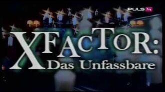 X-Factor- Das Unfassbare Intro Staffel 3 (HQ)