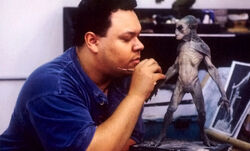 Alien Special Effects Fight the Future