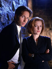 Mulder Scully Slider