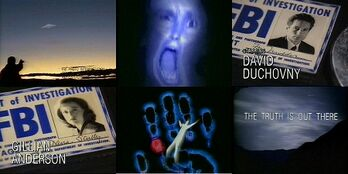 Opening Title Sequence Shots
