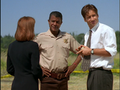 Andy Taylor Talks with Mulder and Scully.png