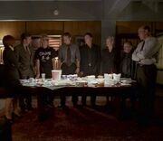 Meeting to discuss UFO in 2000