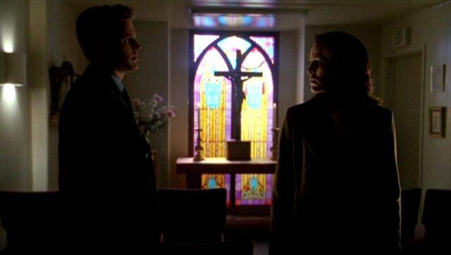 File:Monica Reyes and Brad Follmer in chapel.jpg