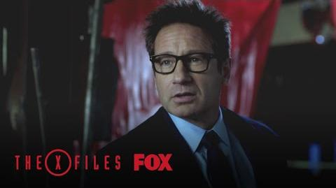 Mulder Wears Glasses now Season 11 Ep. 9 THE X-FILES