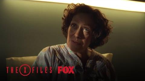 Little Judy Gets A Surprising Visit Season 11 Ep. 3 THE X-FILES