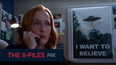 """THE X-FILES Prepare Yourself from """"My Struggle II"""""""