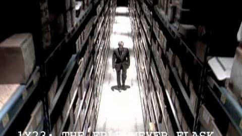 The X-Files The Erlenmeyer Flask (Mark Snow)