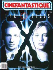 Cinefantastique cover 1996
