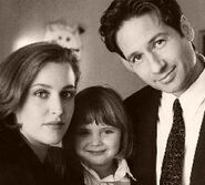 Scully mulder and emily