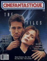 Cinefantastique cover 1999