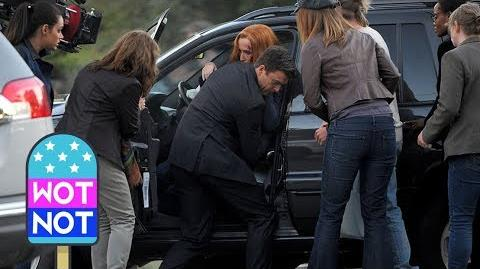 X-Files Season 11 Spoiler - Dana Scully Car Crash