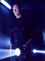 John Doggett Flashlight