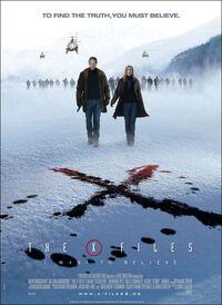 X - Files: Creer es la clave