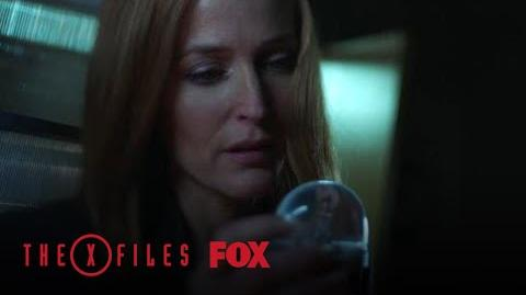 Scully Wakes Up In A Hospital Season 11 Ep. 5 THE X-FILES