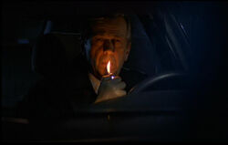 Cigarette Smoking Man C G B Spender