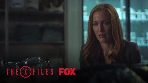 Scully Cries Out To Her Son Season 11 Ep. 5 THE X-FILES