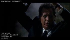 Gary Shandling as Mulder