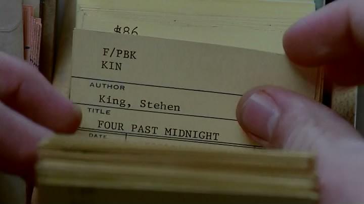 Stehen King - Four Past Midnight