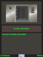 The X-Files The Deserter j2me screenshot in the elevator