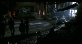 Lone Gunmen Scully Deserted Ship