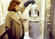 Dana Scully Erlenmeyer Flask Alien Fetus