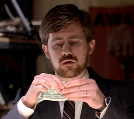 File:John Fitzgerald Byers defacing money.jpg