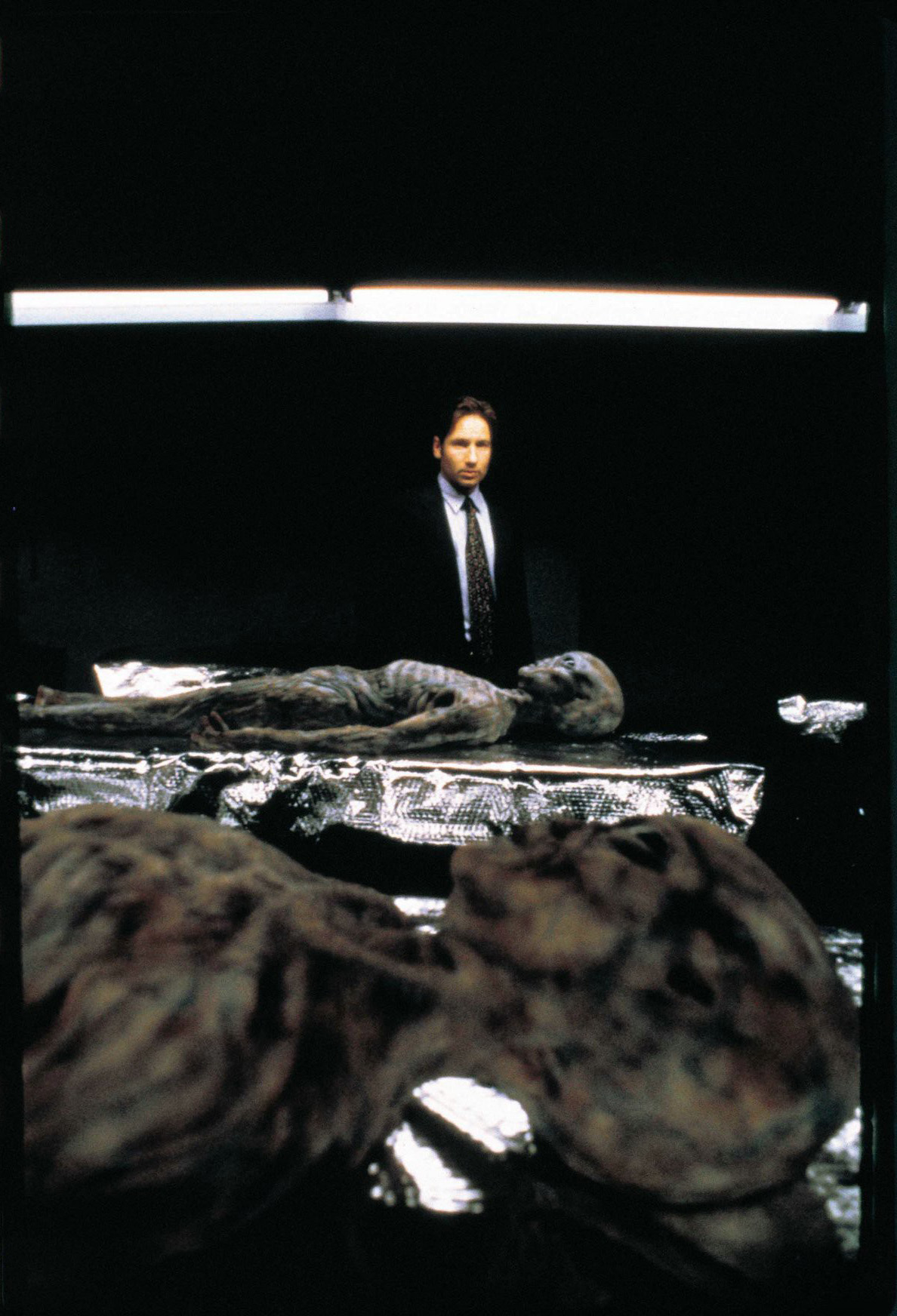 Quotes X Files New Image  Mulder Pentagon Alien Bodies Redux  Xfiles Wiki