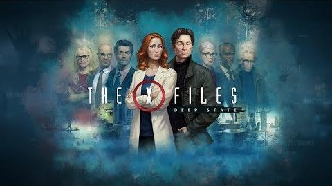 The X-Files- Deep State - Hidden Object Adventure Official Release Trailer