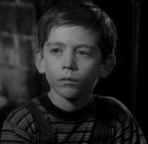 Frank Black aged 5