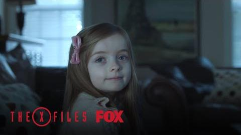 A Little Girl Disappears While Watching TV Season 11 Ep. 8 THE X-FILES