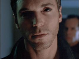 Alex Krycek infected with black oil