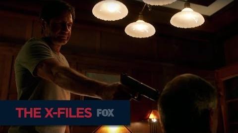 "THE X-FILES Case Files ""My Struggle Part II"""