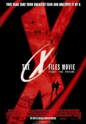 File:The X-Files Movie Poster.jpg