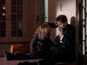 Dana Scully Fire and Mulder