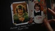Melissa Scully Emily Sim Resemblance Christmas Carol