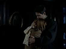 Irresistible Mulder and Scully Hug-0