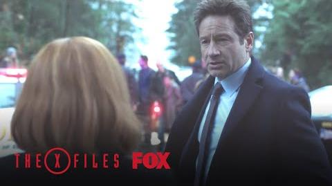 Mulder & Scully Search The House Of A Felon Season 11 Ep. 8 THE X-FILES
