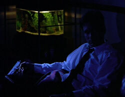 Mulder Dark Apartment Washington End Game