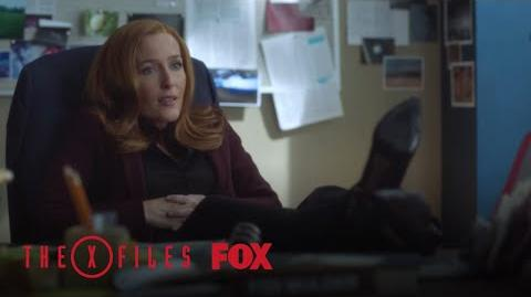 Scully Has A Secret Memory Season 11 Ep. 4 THE X-FILES
