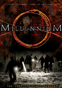 Millennium Season 1 Region 1 DVD