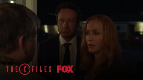 The Motel Manager Makes An Offer To Mulder He Can't Refuse Season 11 Ep. 3 THE X-FILES