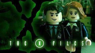 The X-Files comes to LEGO with your Help!