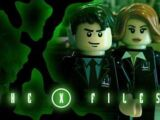 The X-Files: I Want To Believe (Lego Set)