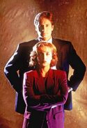 X-Files - S1 - Mulder Scully - Promo 8