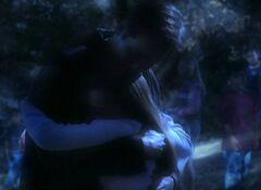 Fox Mulder with Samantha Mulder walk-in