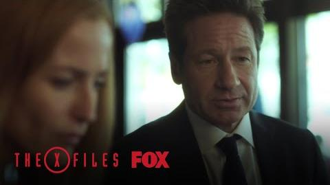 Scully & Mulder Research A Monster Season 11 Ep. 5 THE X-FILES