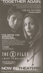 X files i want to believe ad mat2
